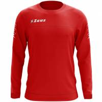 Zeus Enea Trainings Sweatshirt rot
