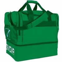 Givova Borsa Sac de sport pour le foot vert