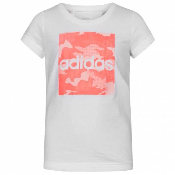 adidas Camouflage Mädchen T-Shirt FM0824