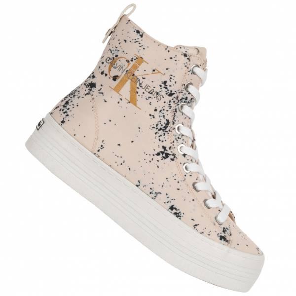 Calvin Klein Jeans Zazah Donna Sneaker con piattaforma RE9792PNK