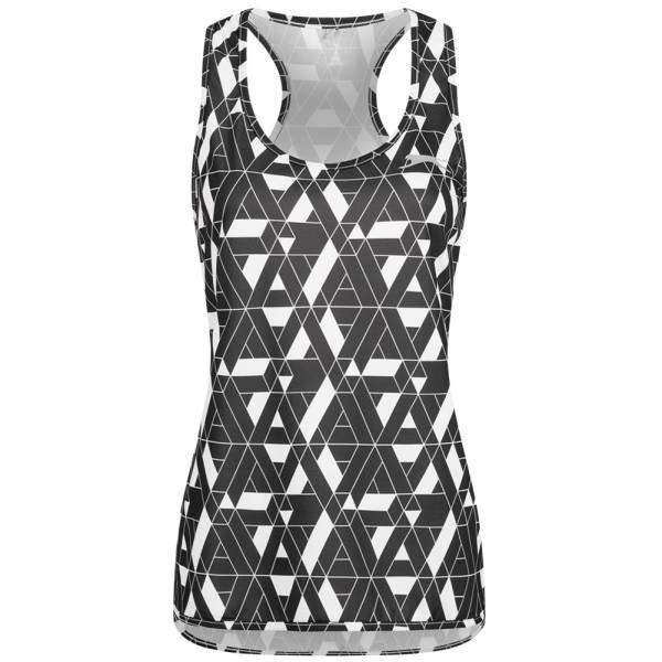 Slazenger Ennis V2 Vest Donna T-shirt sportiva S047706A3-WHT