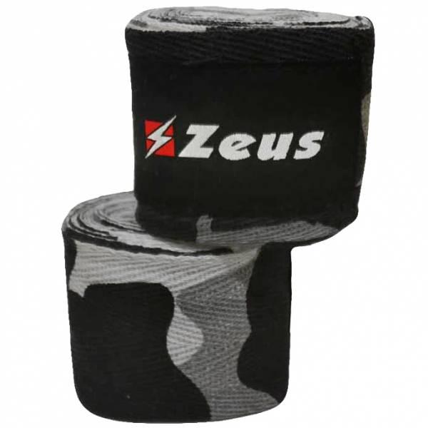 Zeus Boxbandage grau/camo