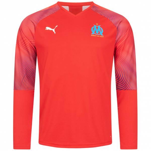 Olympique Marseille PUMA Player Issue Herren Torwarttrikot 755662-05