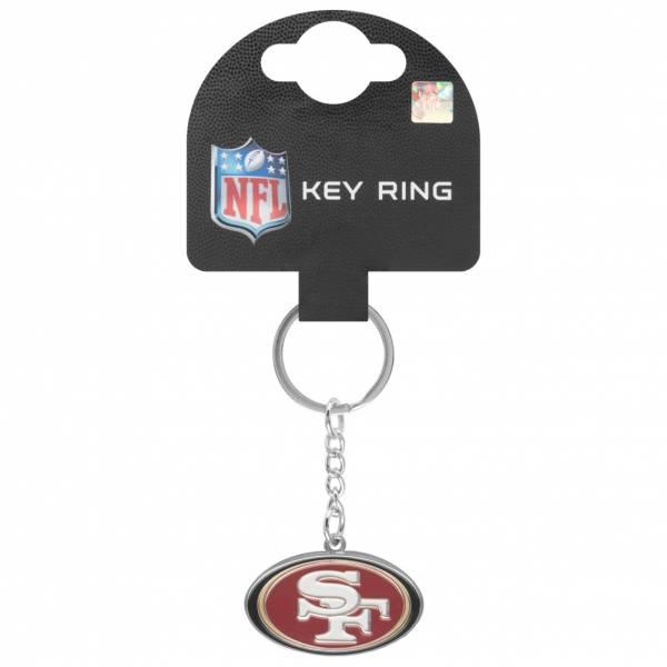 San Francisco 49ers NFL Wappen Schlüsselanhänger KYRNFCRSSF
