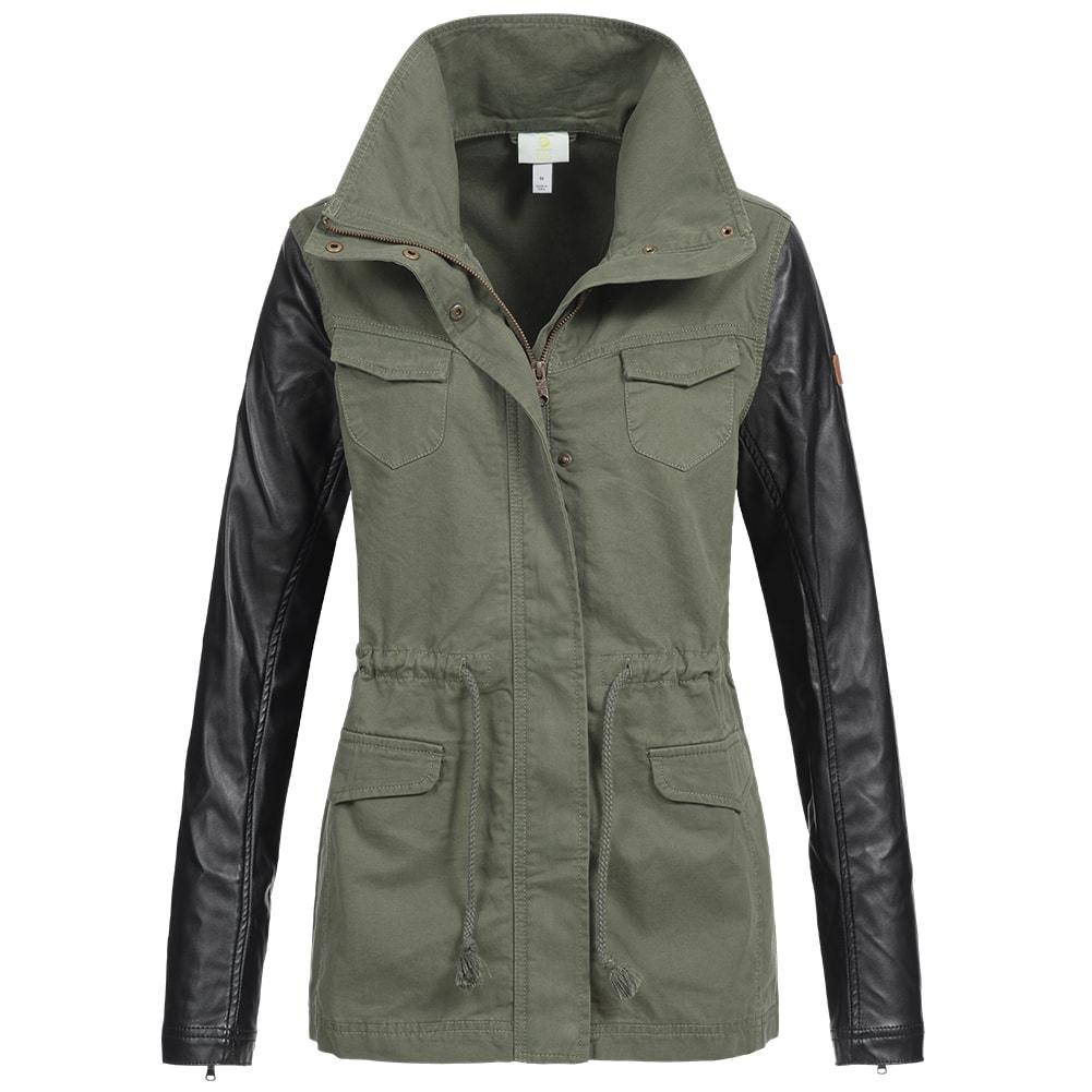 adidas neo utility jacket damen jacke m32588 sportspar. Black Bedroom Furniture Sets. Home Design Ideas