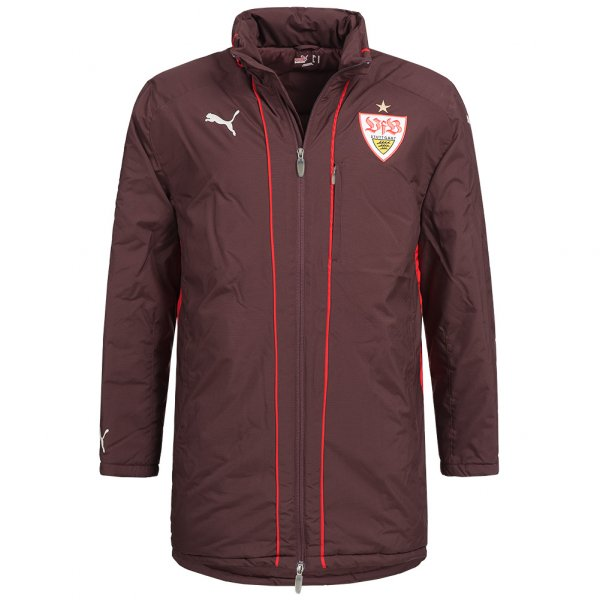 VfB Stuttgart PUMA Kinder Coach Manager Jacke 734960-02