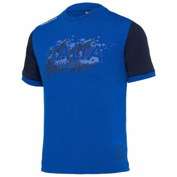 Italien FIR macron Herren Freizeit Fan T-Shirt 58097842