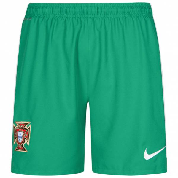 Portugal Nike Kids Shorts 378013-302 green