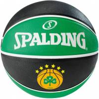 Panathinaikos Athens Spalding Euro League Team Basketball 3001514012617