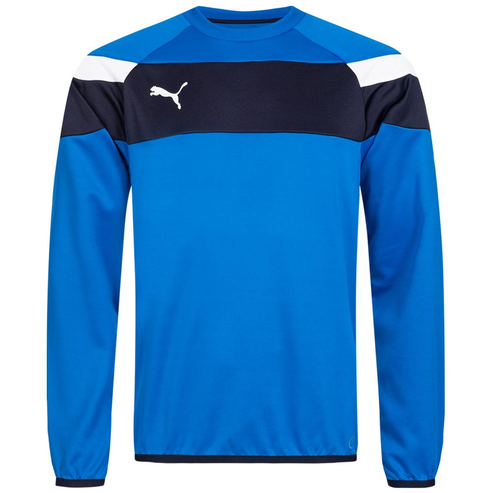 PUMA Spirit Hommes Sweat shirt d'entraînement 654656 02