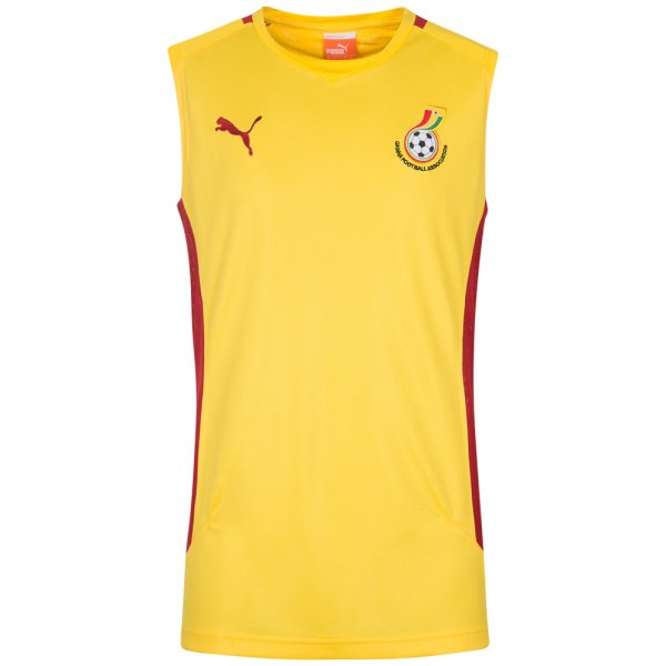 Ghana PUMA Herren Trainings Tank-Top 739533-12