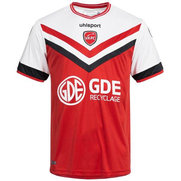 FC Valenciennes Uhlsport Heim Trikot Kurzarm