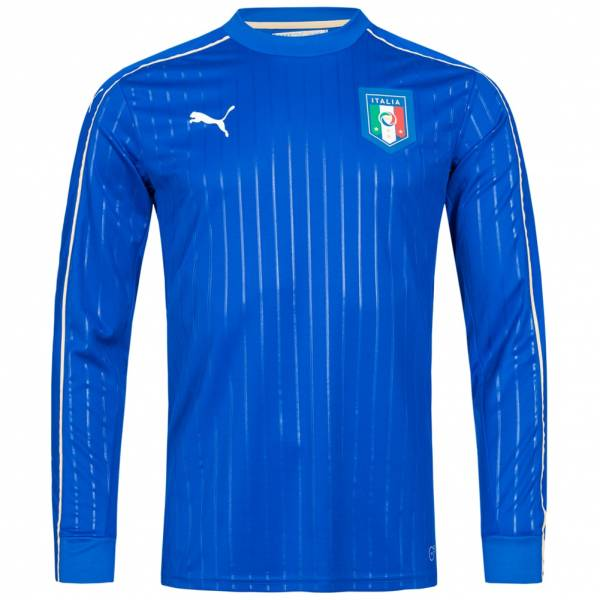 Italien PUMA Heim Trikot Authentic Jersey Player Issue 748813-01