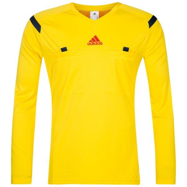 adidas Referee Herren Langarm Schiedsrichter Trikot D82290