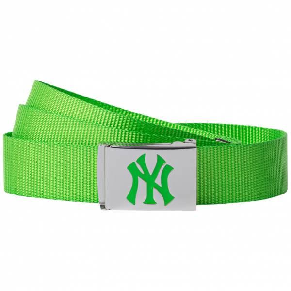 New York Yankees MSTRDS Gürtel 10279-neongreen