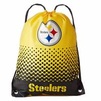 Pittsburgh Steelers NFL Fade Gym Bag Sportbeutel LGNFLFADEGYMPS