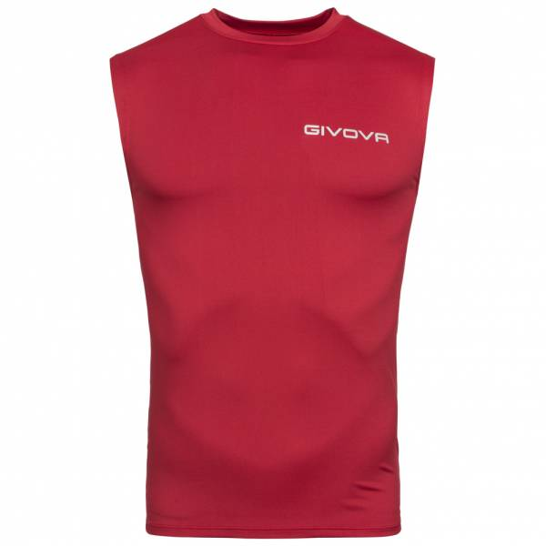"Givova Tank Top Sports Top ""Corpus 1"" red"