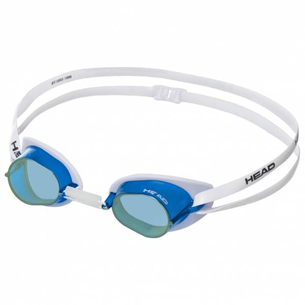 HEAD Racer Mirrored Schwimmbrille 451050-CLBL MET