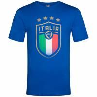Italien FIGC PUMA  Herren Badge Logo T-Shirt 752613-01
