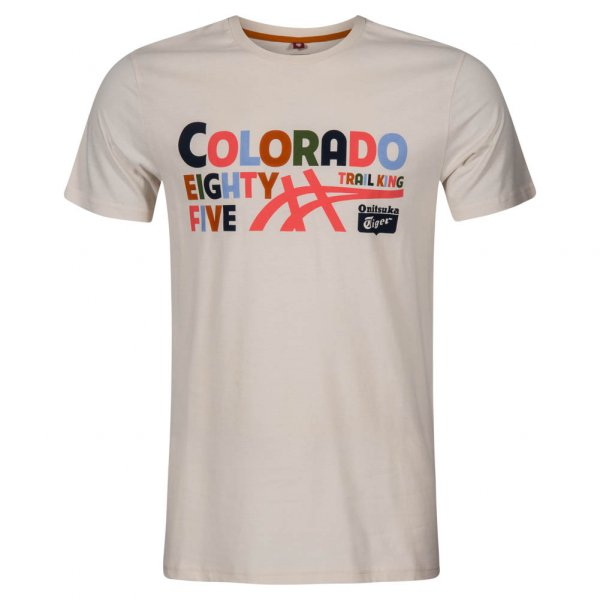ASICS Onitsuka Tiger Herren Colorado Word T-Shirt 127030-0302