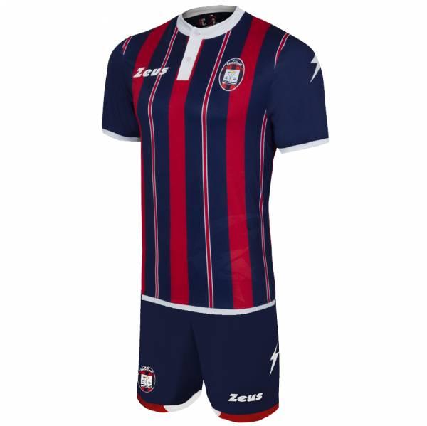 FC Crotone Zeus Herren Heim Trikot Set mit Shorts