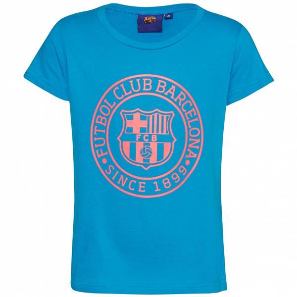 FC Barcelona Barca Mädchen T-Shirt FCB-1CW-CFMP
