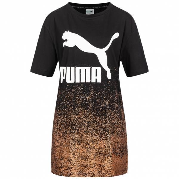 PUMA Kiss Artica Damen Long Tee T-Shirt 577423-01