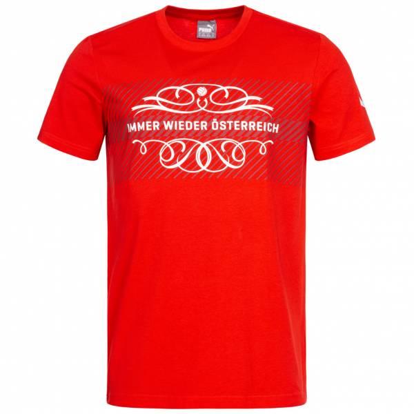 Austria PUMA Uomo Fan T-shirt 750555-01