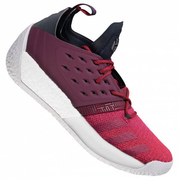 reputable site ea5c2 55e0f adidas James Harden Vol. 2 Boost Men s Basketball Shoes AH2124 ...