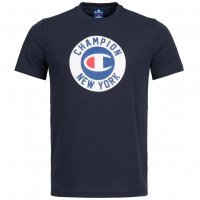 Champion Herren T-Shirt New York navy