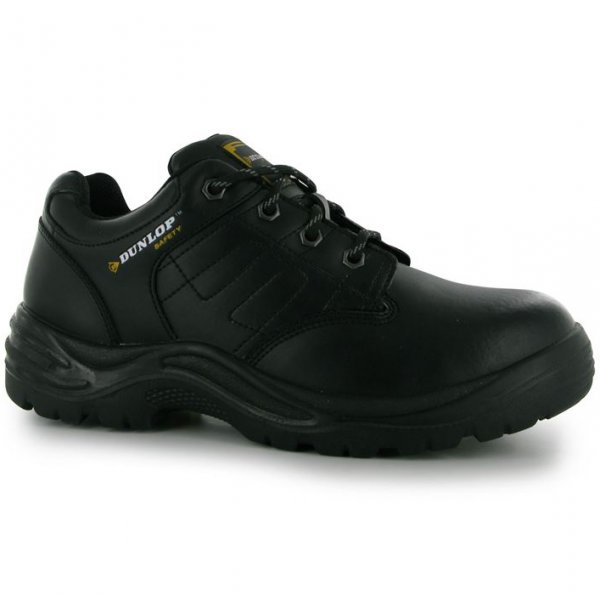 Dunlop Kansas Sicherheitsschuhe schwarz