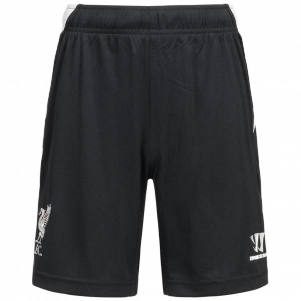 Liverpool FC Warrior Kids Knit Shorts WSSJ409-BK