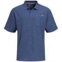 Skechers Herren Polo-Shirt Foreman blue SW14510