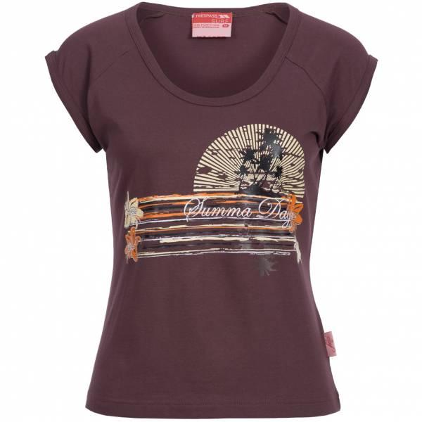 TRESPASS Summa Damen Freizeit Shirt