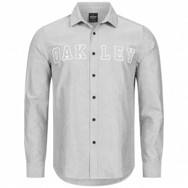 Oakley Icon Oxford Logo Heren Overhemd 401903-22Y