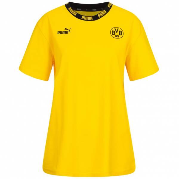Borussia Dortmund PUMA Culture Mujer Camiseta de aficionado 756296-01