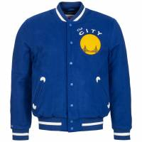 Mitchell & Ness Golden State Warrior Jacke MN-NBA-6362-AGSWIH-GOLWAR-ROY