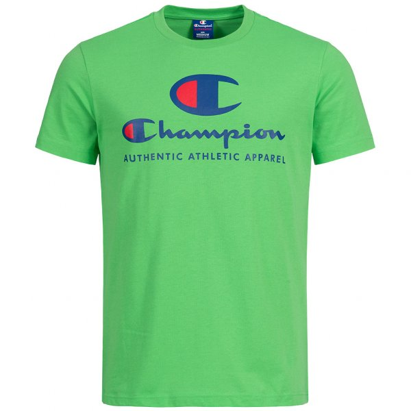 Champion Classic Tee Herren T-Shirt grün