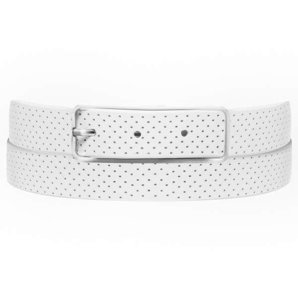 PUMA Dimple Golf Leather Belt 053007-02