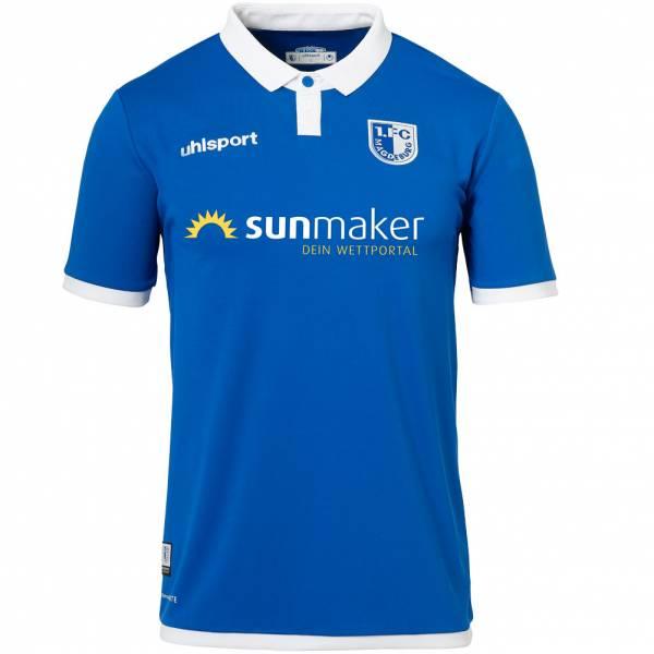 1. FC Magdeburg Uhlsport Kinder Heim Trikot 1003385011130
