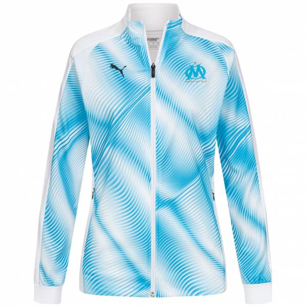 Olympique de Marseille PUMA Women Stadium Jacket 755873-01