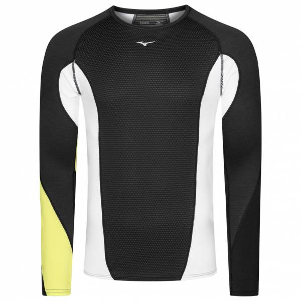 Mizuno Virtual Body G1 Crew Men's Long Sleeve Compression Shirt 73CF341-93