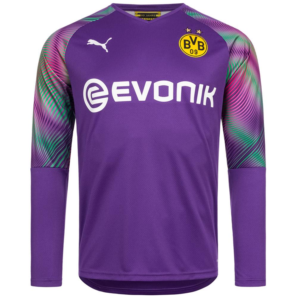 Borussia Dortmund PUMA Uomo Maglia da portiere 755753-04