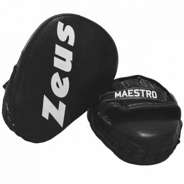 Zeus Maestro Guantoni parapugni per la box