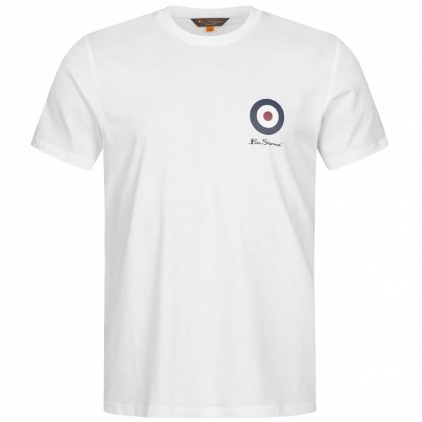 BEN SHERMAN Herren T-Shirt 0059999A-010 White