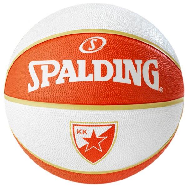 Roter Stern Belgrad Spalding EL Team Basketball 3001514014217