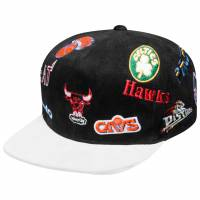 Mitchell & Ness All-Over Eastern Conference Teams Kappe 6HSSNG18363-NBABLCK