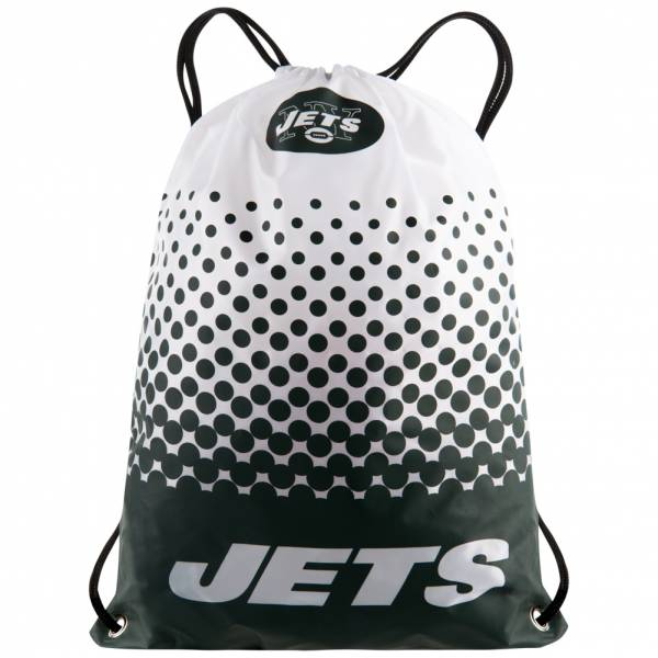 New York Jets NFL Fade Gym Bag Sportbeutel LGNFLFADEGYMNJ