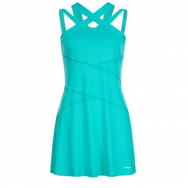 HEAD Performance Flux Damen Tennis Kleid 814064-TE
