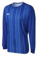 Umbro Continental Jersey Fußball Trikot royal/weiß